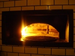 Coal fired pizza oven @ Salvatore of Soho